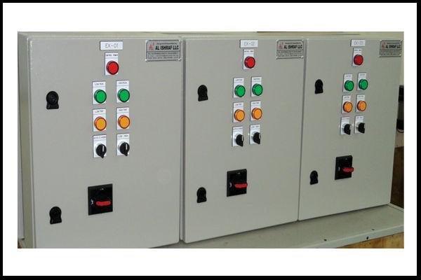 Omega industries for Smart motor control center